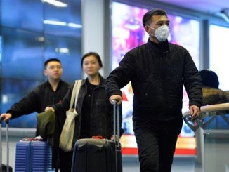 Advice for travellers returning from China