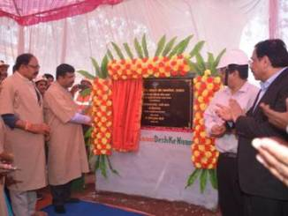 Dharmendra Pradhan lays foundation stone for ore beneficiation unit in Rajhara