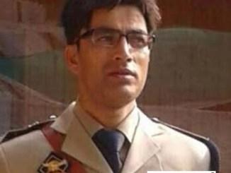 Imtiaz Ismail Parray IPS JK
