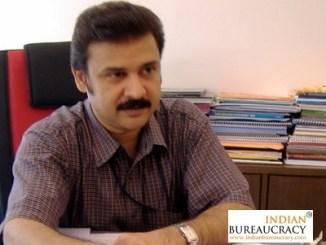 Manu Kumar Srivastava IAS