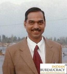 Arvind Kumar IAS MH
