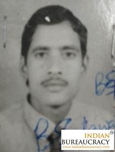 Bhawani Singh Palawat RAS