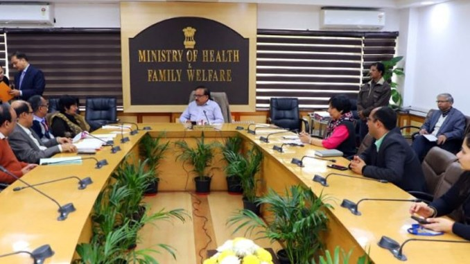 Cabinet Secretary holds review meeting on COVID