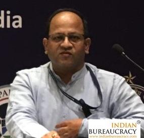Dheeraj Rastogi IRS