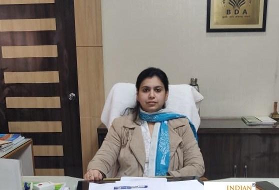 Divya Mittal IAS