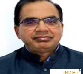 Kishore Kumar Singh IAS MP (K K Singh)