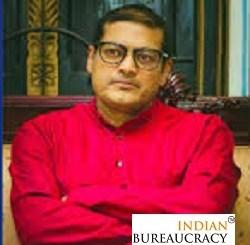 Krishna Mohan Prasad IRS Member CBDT