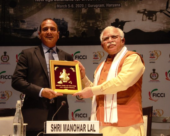 ficci_haryana police_manohar khattar_indian bureaucracy