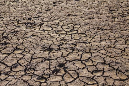 Climate-driven megadrought