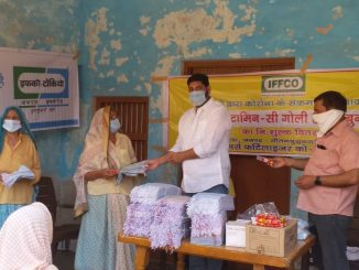 IFFCO playing vital role to support Government in its effort to fight COVID-19