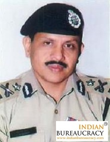 Alok Sharma IPS UP