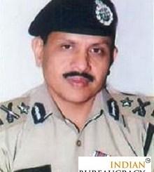 Alok Sharma IPS UP