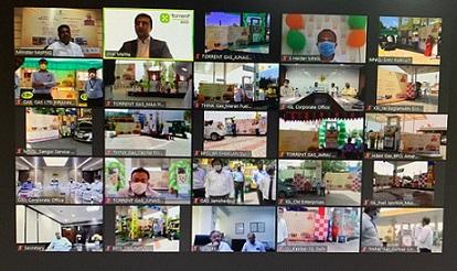 Dharmendra Pradhan dedicates 56 CNG stations spread over 11 States