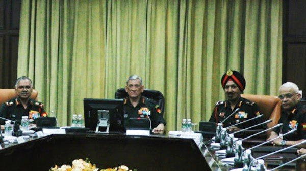 MoD ,Army Commanders' Conference
