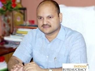 Swatantra Kumar Singh IAS MP