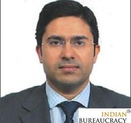 Abhishek Shukla IFS