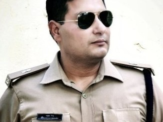 Chakresh Mishra IPS UP 2015