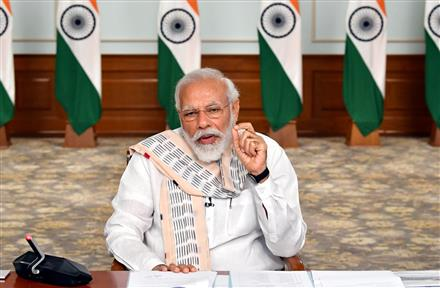English rendering of PM's opening remarks during Interaction with CM