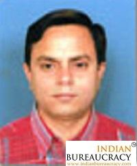 Harshadkumar R Patel IAS GJ