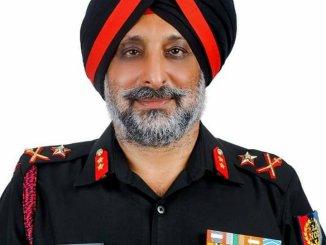 Major General Mandip Singh Gill