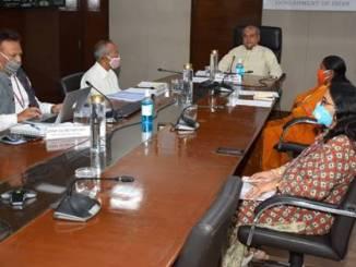 Narendra Singh Tomar launches Garib Kalyan Rojgar Abhiyaan web portal