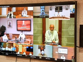 PM reviews situation of Oil Well Blow Out and fire in Assam