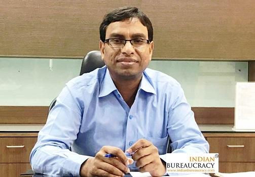 Pradeep Kumar Agarwal IAS Punjab