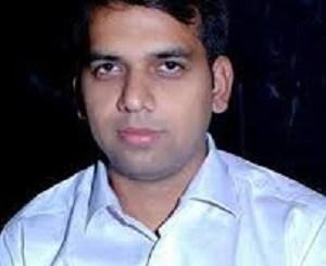 Somesh Mishra IAS MP