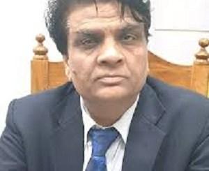 Suresh Chandra IAS UP
