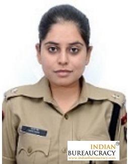 VahiniSingh IPS MP