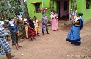 ASHAs of Odisha overcoming COVID