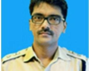 Akhileshvar Singh IPS Odisha