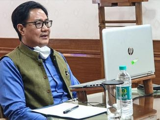 Kiren Rijiju to hold 2-day video conference with Sports and Youth Affairs ministers of all stat
