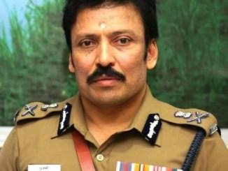M Ravi IPS Tamil Nadu