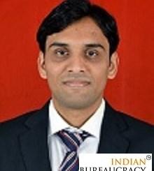 Patil Bhuvanesh Devidas IAS