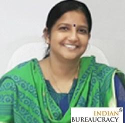 Pooja Pandey IAS UP