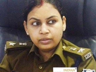 Swapna G Meshram IPS Bihar