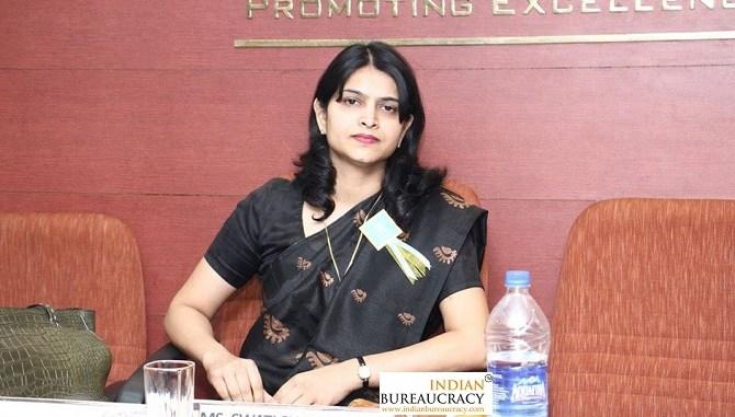 Swati Sharma IAS AGMUT