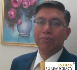 Vivek Kishore IPS GMUT