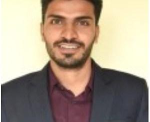 Ajeet Singh Meena IIS 2018