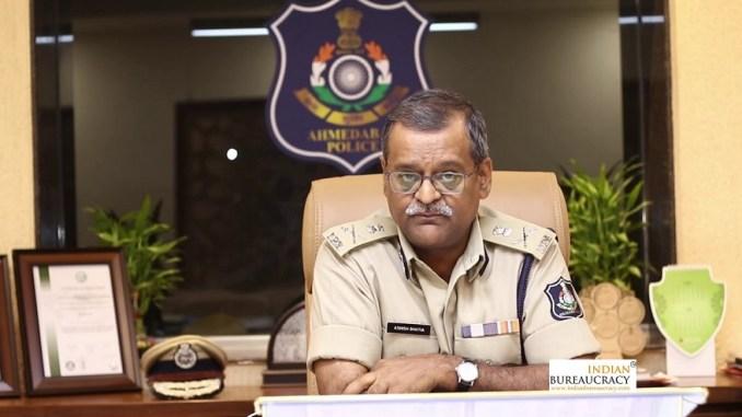 Ashish Bhatia IPS Gujarat