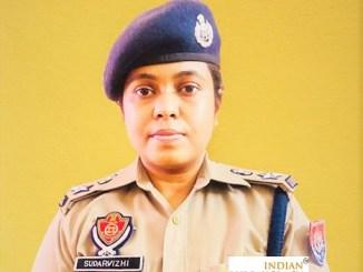 D Sudarvizhi IPS Punjab