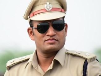 N Shashi Kumar IPS KN