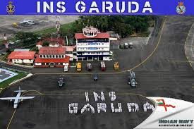 Southern Naval Command INS garuda