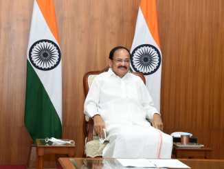 Vice President calls for Knit India movement to fully realize Quit India goals