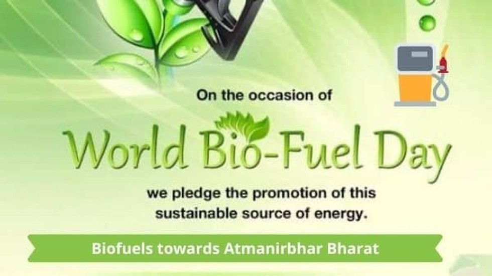Webinar on the occasion of the World Biofuel day organized