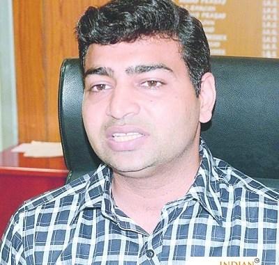 Abhay Kumar Singh IAS Bihar