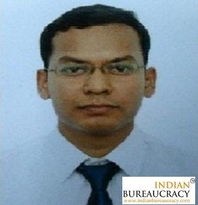 Devesh Kumar Dhruw IAS