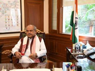 Narendra Singh Tomar assumes charge as Ministerof Food Processing