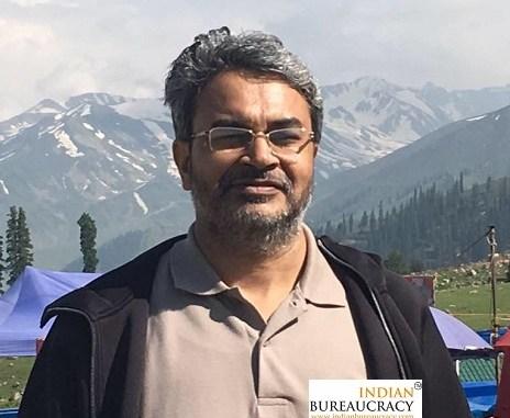 Yogesh Kumar Shukla IAS UP